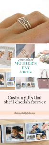 Personalized Mother's Day Gifts that She'll Cherish