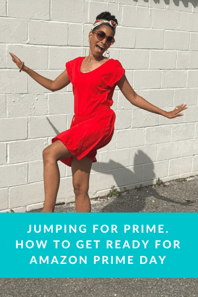 Prime Day. Amazon Prime Day.