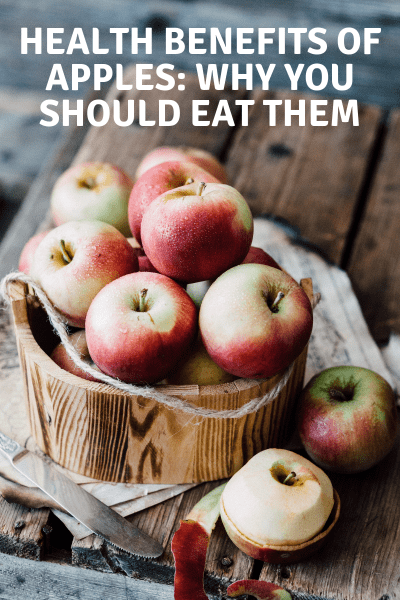 Health benefits of apples and why you should eat them