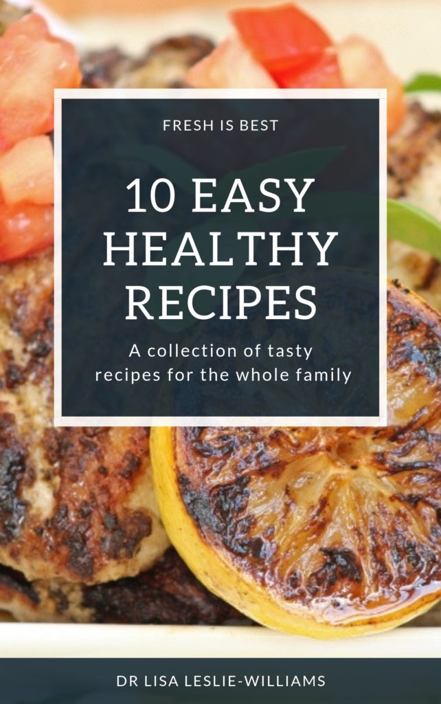 Free Healthy E-Cookbook